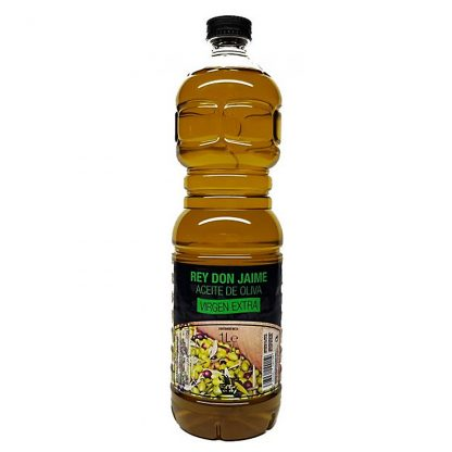 aceite oliva virgen Rey djaime 1l