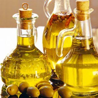 Aceite oliva virgen / Virgen olive oil / Natives Olivenöl