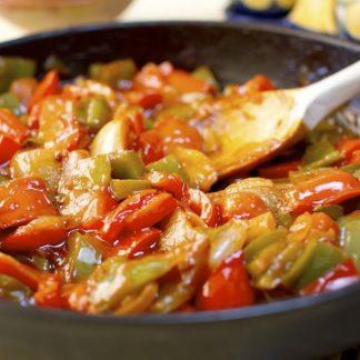 Conservas vegetales / Vegetals in can / Gemüse-Konserven