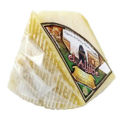 queso el aljibe semi curado