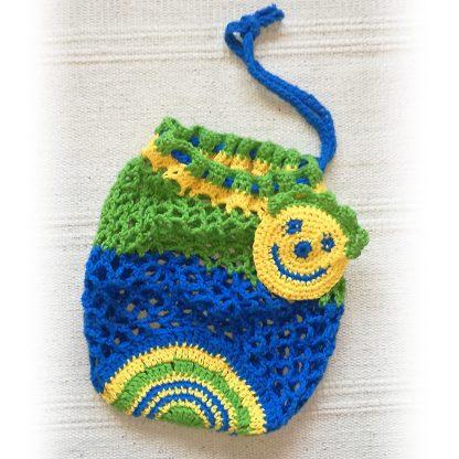 red-crochet chico