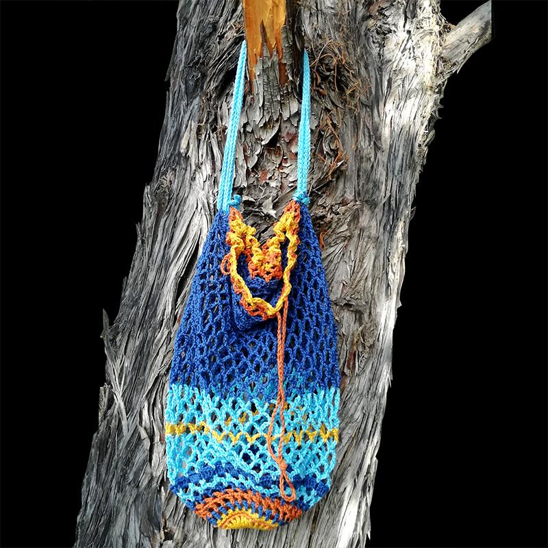 crochet net bag- ecologic solutions agradar shop20