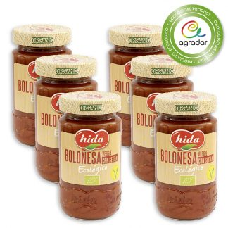 salsa bolognesa eco x 6 agradar.es