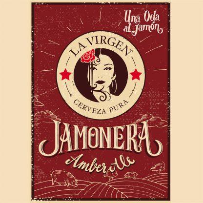 cerveza artesana la virgen jamonera descripcion