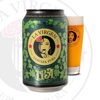 cerveza artesana La Virgen IPA para agradar.es