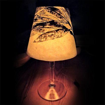 pantallita papel - candle lamp screen1