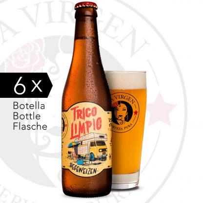 pack 6 cerveza la virgen shop.agradar.es