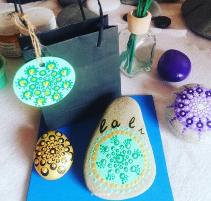 piedras pintadas agradar 1