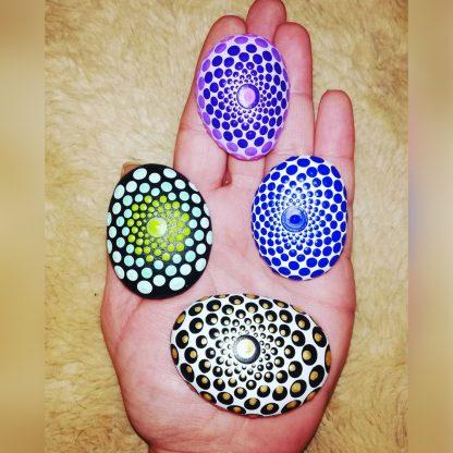 piedras pintadas agradar 3